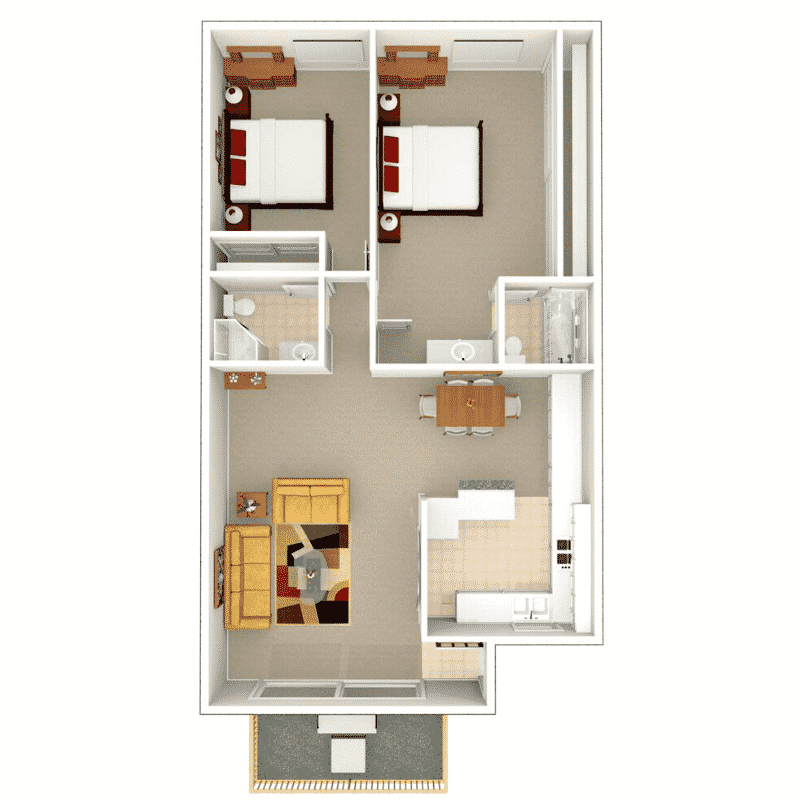 Country Wood Apartments: Countrywood Apartment Homes