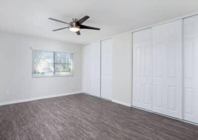 Countrywood Apartment Homes spacious closet
